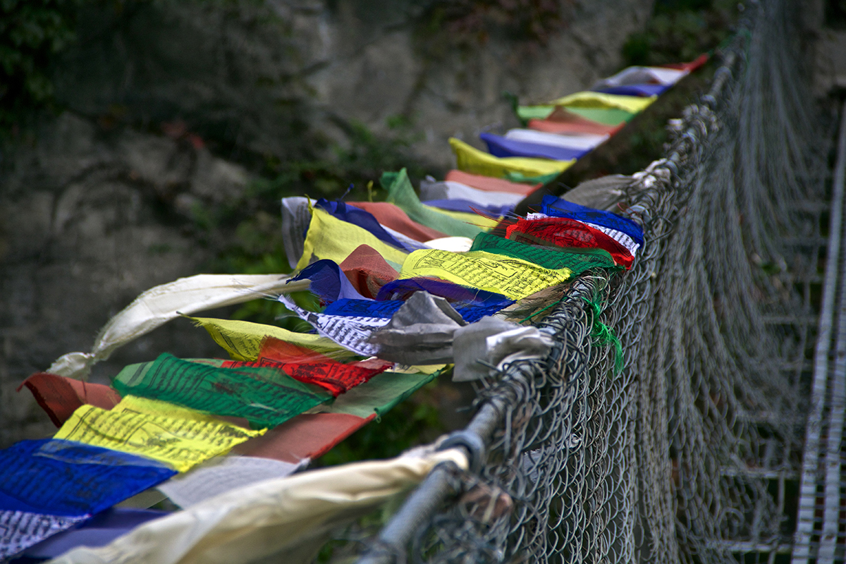 Tour du massif des Annapurnas, Népal