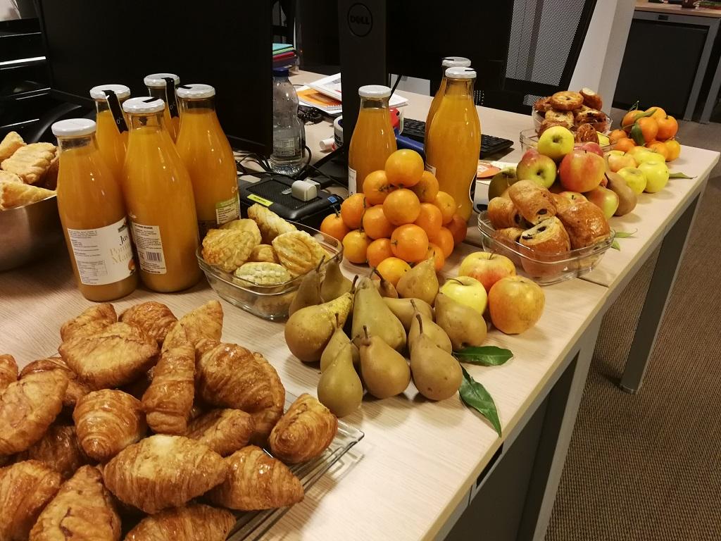 White Friday : petit-déjeuner chez Terres d'Aventure à l'agence de Pari