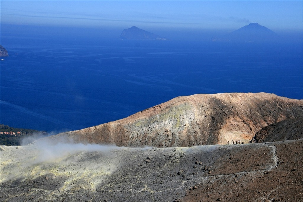 Vulcano, Îles éoliennes, Sicile