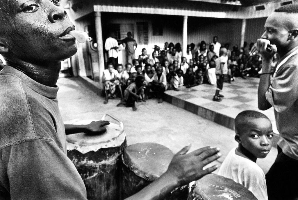 L'Afrique vibrante - ©Dieter Telemans