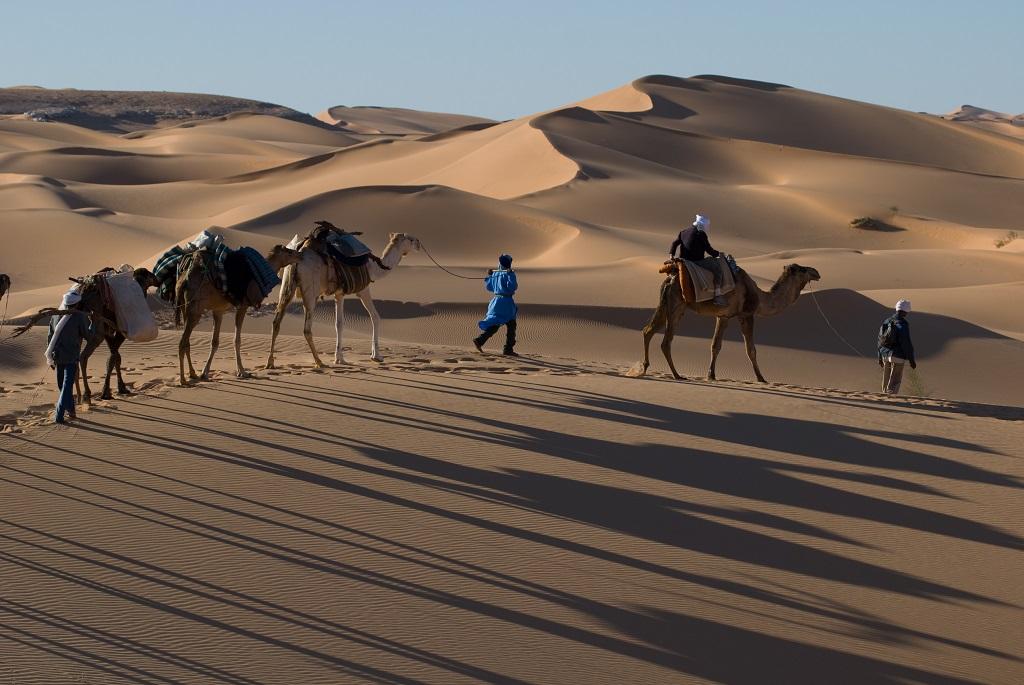Timimoun, Gourara, Sahara, Algérie