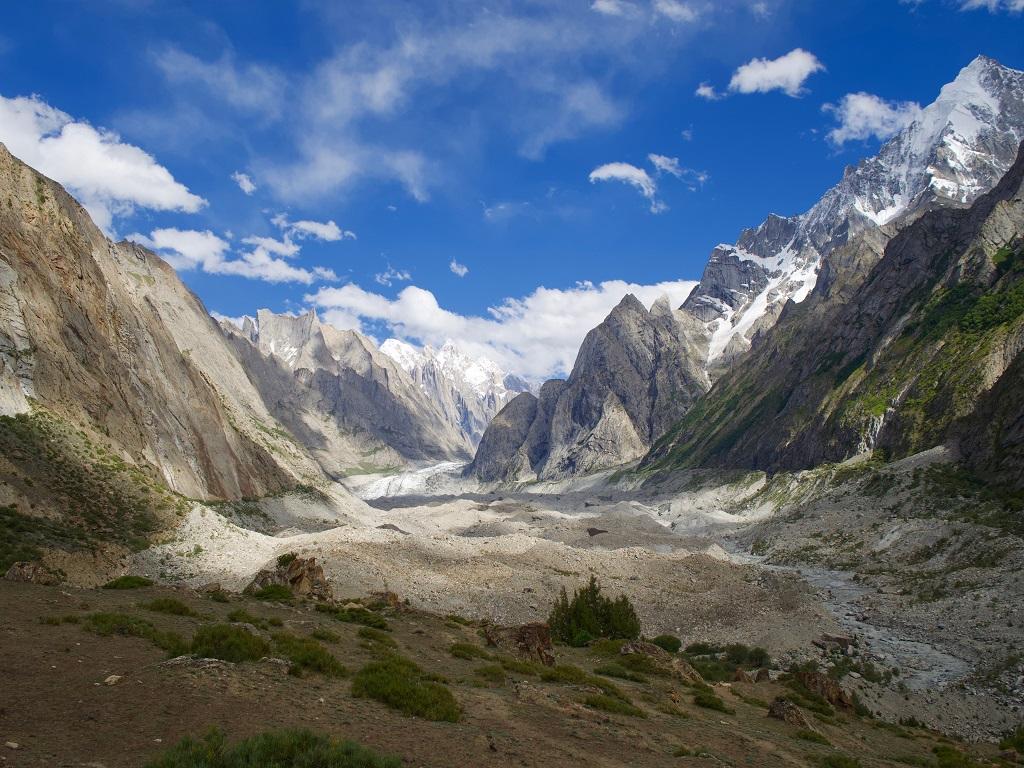 Vallée de Hushe, Pakistan - ©Philippe Barthez