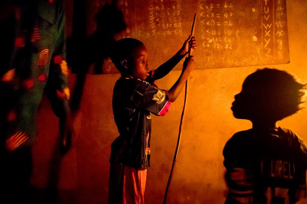 Quand l'Afrique s'éclairera - ©Pascal Maitre