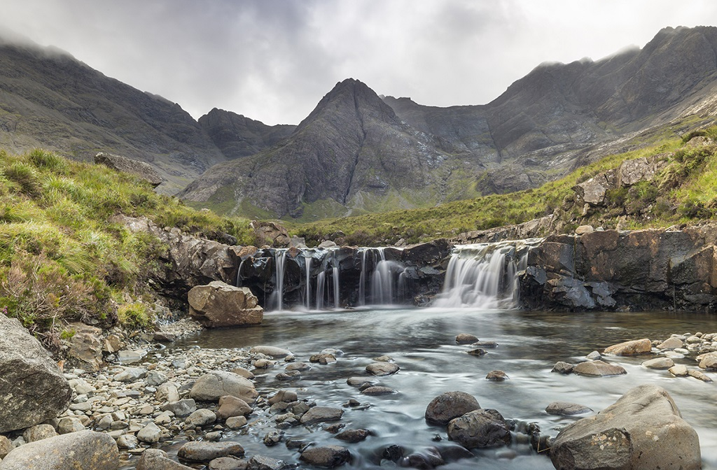 Fairy Pools, Île de Skye  - ©VisitScotland / Kenny Lam