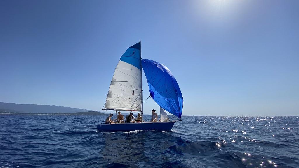 Mare Inseme, en Corse - ©Wheeled World