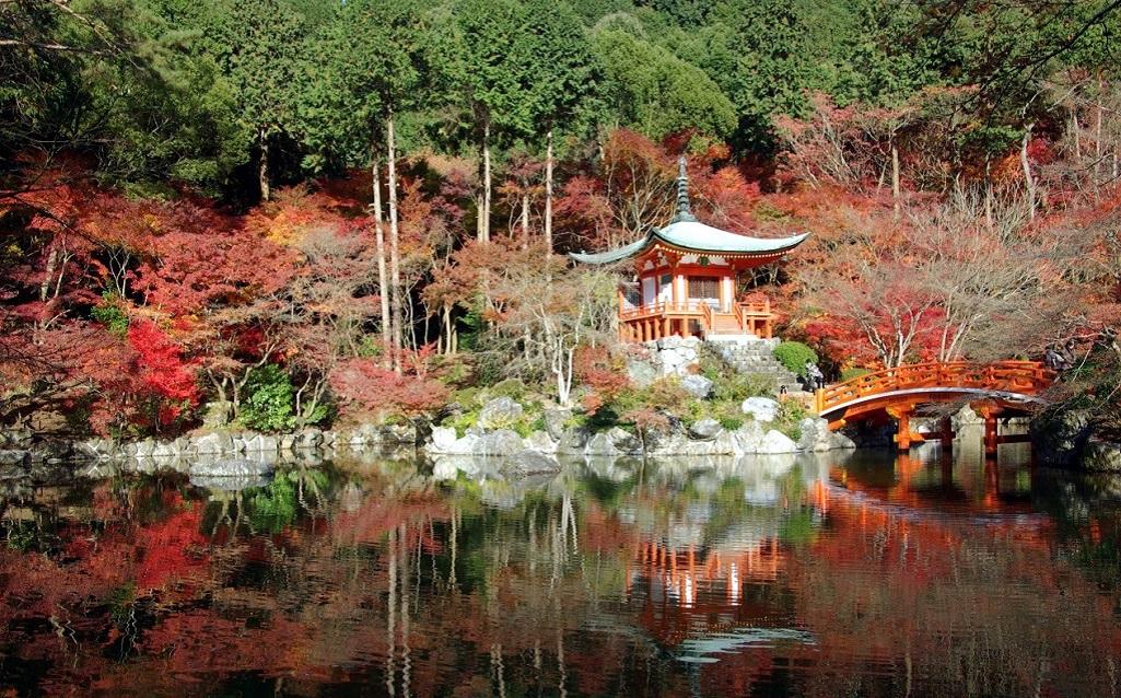 Temple Daigoji, Kyoto - ©JNTO