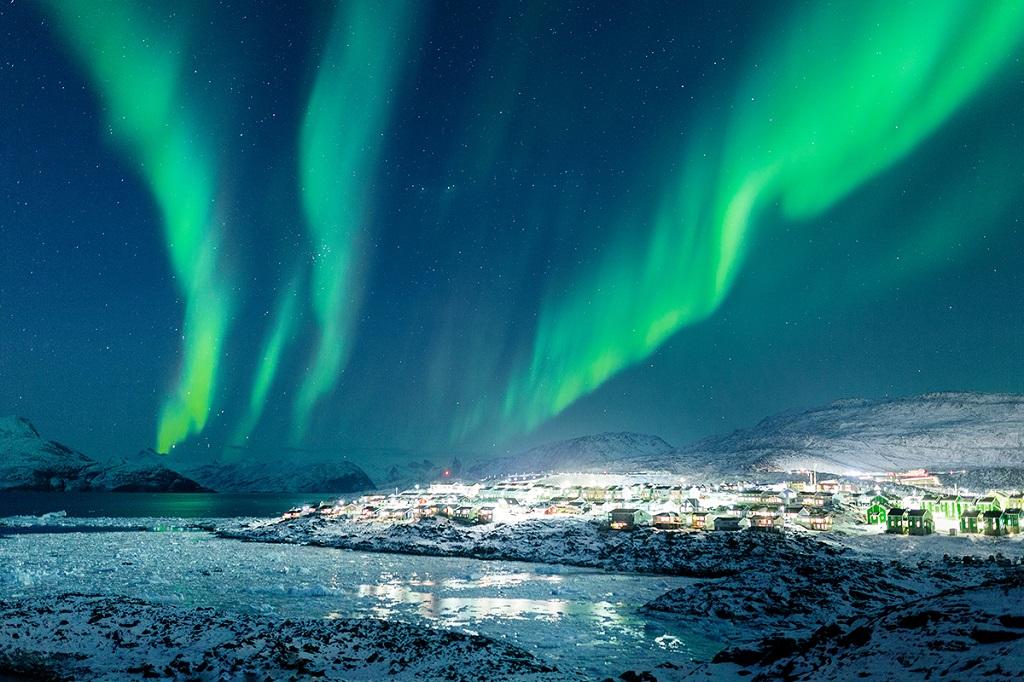 Nuussuaq, Qaasuitsup - ©Rebecca Gustafsson/Visit Greenland