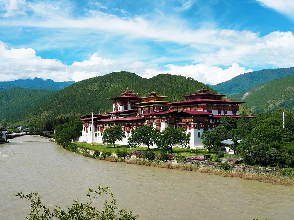Dzong de Punakha - ©Thomas Callens