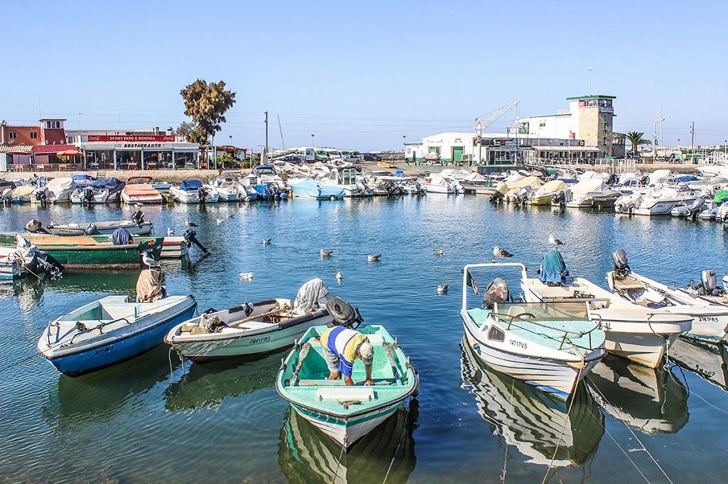 Faro, Région de l'Algarve, Portugal - ©Katell Quere