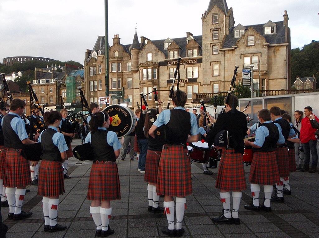 Découverte des traditions écossaises