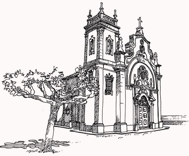 Les informations pratiques pour votre voyage au portugal - Dessin du portugal ...